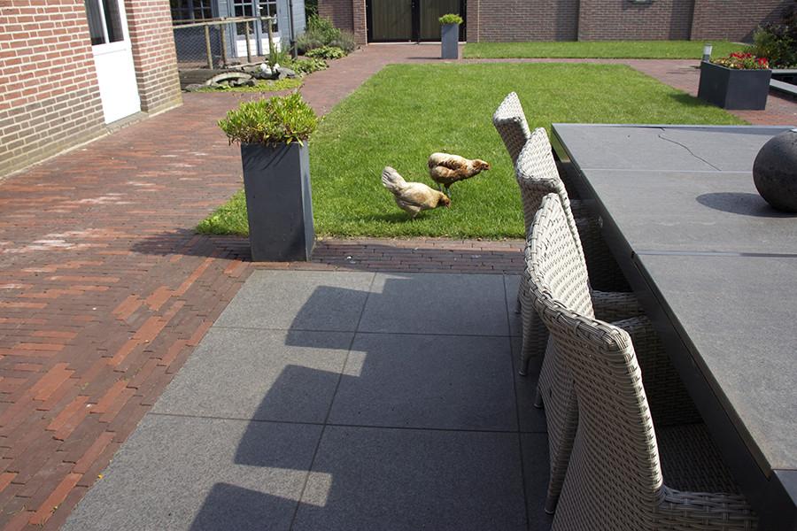 Bestratingen - Hoveniersbedrijf John Klaassen | Compleet voor uw tuin